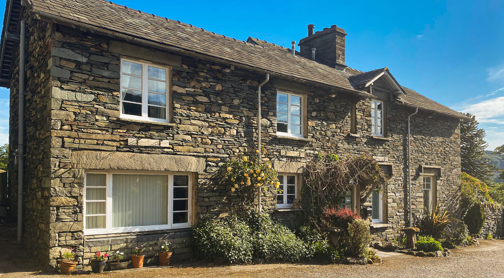 Elterwater Park B&B near Ambleside